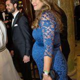 Nachdem Prinzessin Victorias Tochter Estelle schon für viel Begeisterung bei den Schweden sorgte, konnten die sich über die Schwangerschaft von Prinzessin Madeleine genauso freuen. Prinzessin Leonore wurde am 20. Februar 2014 in New York geboren.