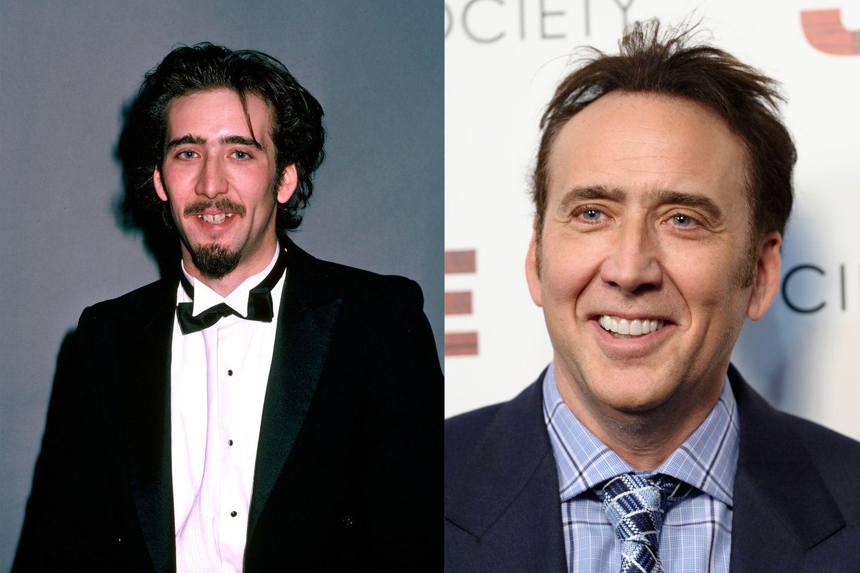 Vor dem Beginn seiner Karriere sahen die Zähne von Nicolas Cage eher nach Wildwuchs aus. Heute muss der Schauspieler sein Gebiss nicht verstecken.