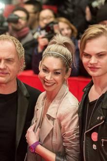 Uwe Ochsenknecht, Kirsten Viebrock und Wilson Gonzalez
