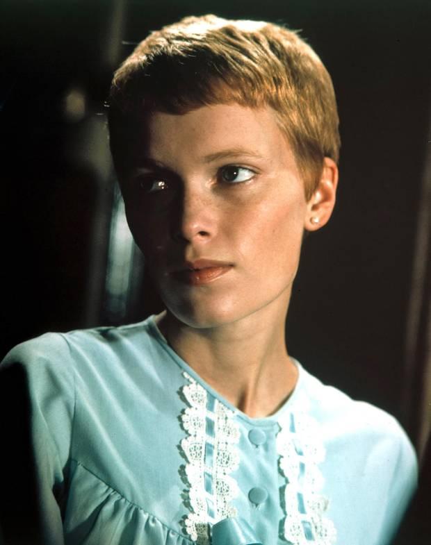 Rosemaries Baby (1968) : Vidal Sassoons Kurzhaarschnitt für Mia Farrow ist legendär