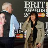 Mitch und Janis Winehouse
