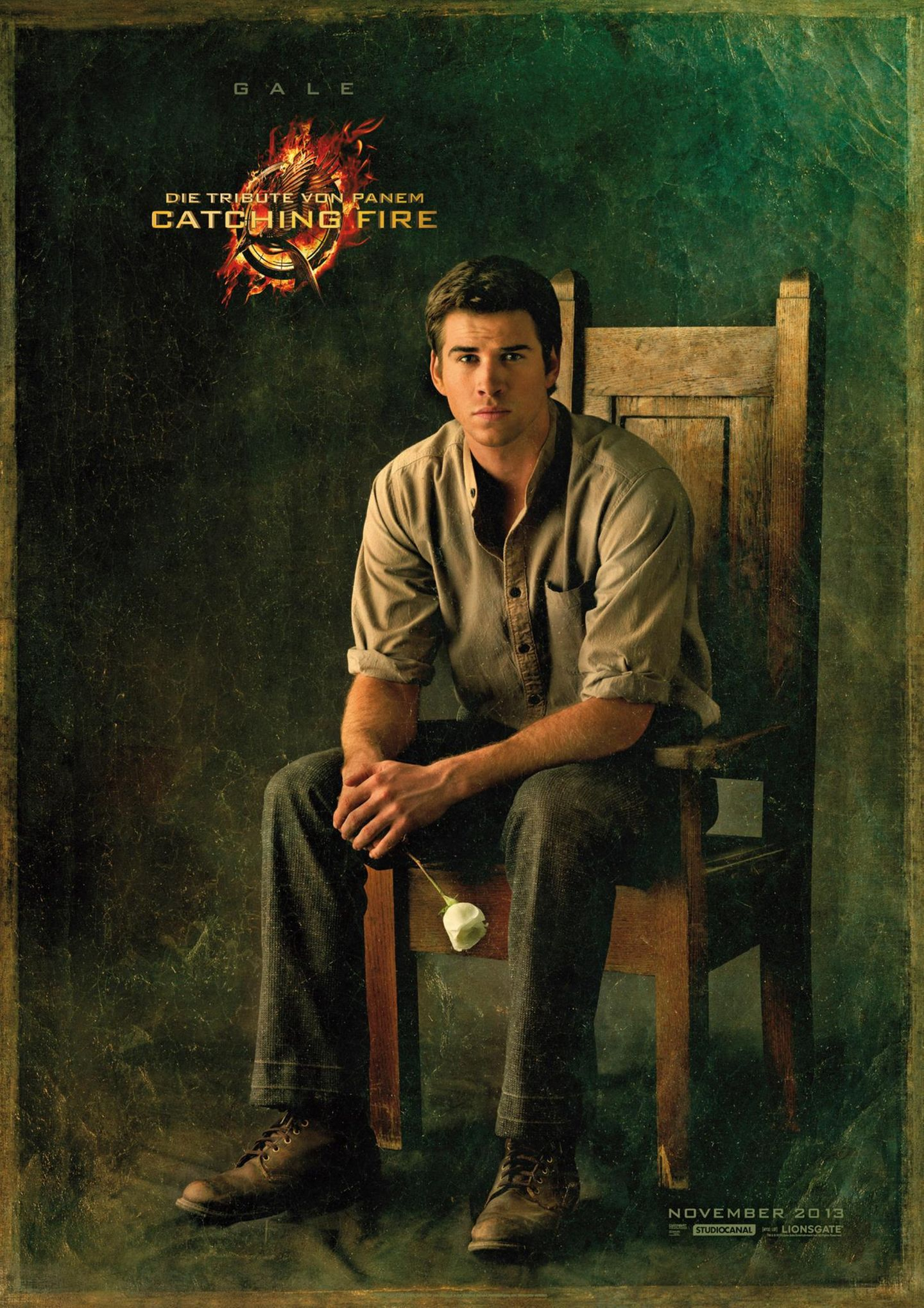 Gale (Liam Hemsworth)
