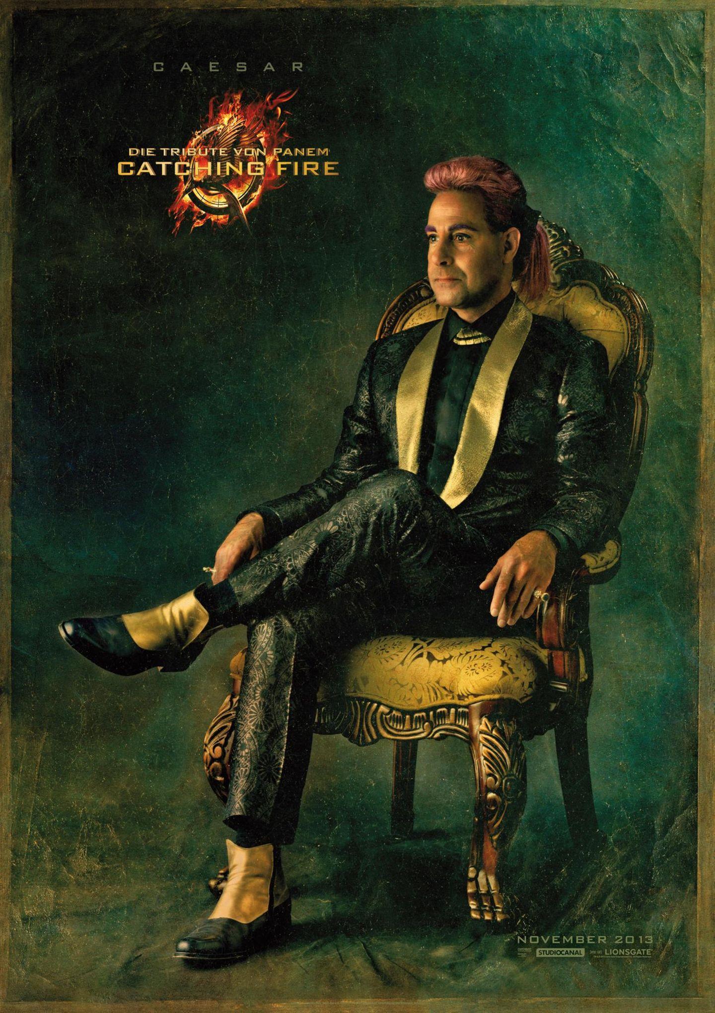Caesar (Stanley Tucci)