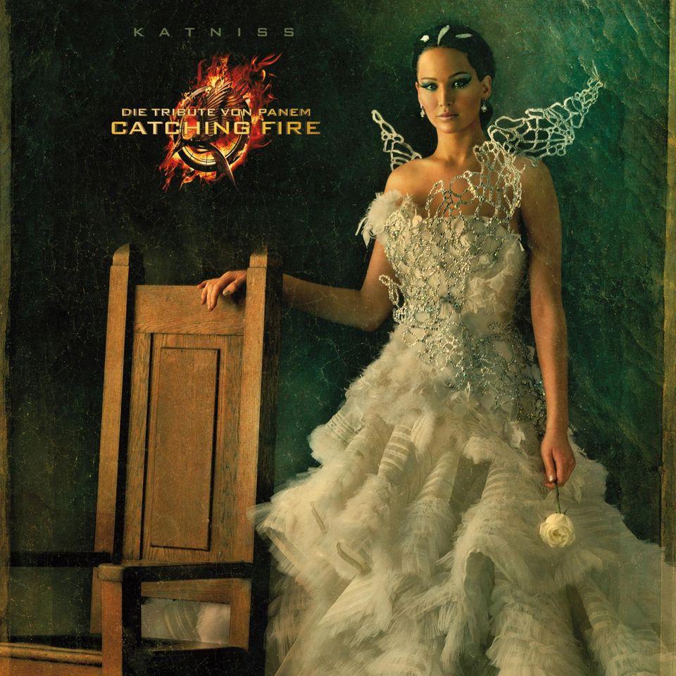 Katniss (Jennifer Lawrence)