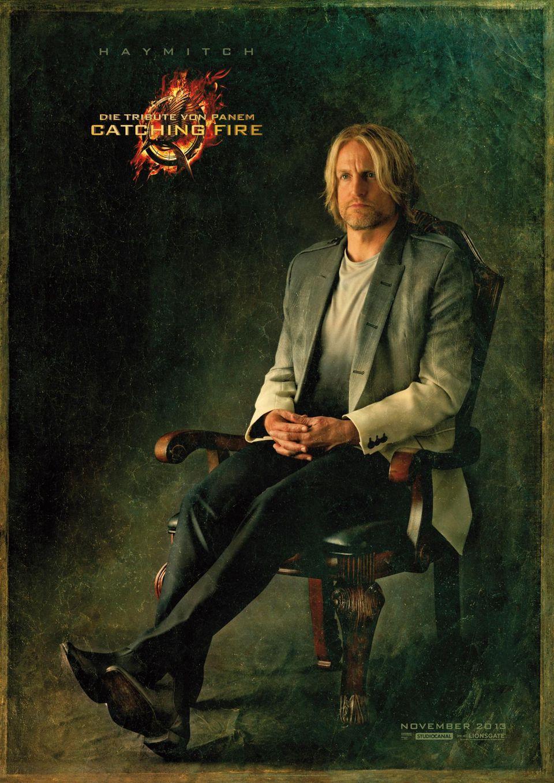Haymitch (Woody Harrelson)