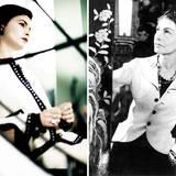 """Audrey Tautou schlüpft in """"Coco Chanel - Der Beginn einer Leidenschaft"""" 2009 in die Rolle der berühmten Modedesignerin."""