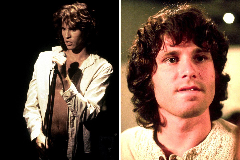 "Val Kilmer brilliert 1991 in der Rolle des ""The Doors""-Frontmann Jim Morrison."