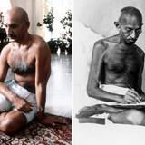 """Der Film """"Gandhi"""" ist ein britisch-indischer Spielfilm von 1982. Er erzählt die Lebensgeschichte des indischen Unabhängigkeitskämpfers Mahatma Gandhi. Für die Filmbiografie wird Ben Kingsley als Schauspieler ausgewählt, zur Diskussion stand im Vorfeld unter anderem auch Anthony Hopkins."""