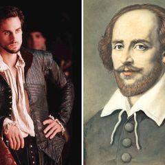 """Mit """"Shakespeare in Love"""", einem Film über den legendären Schriftsteller William Shakespeare, gelang Joseph Fiennes 1998 der Durchbruch als Schauspieler."""