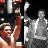 "Will Smith boxt sich 2001 als Muhammad Ali (geboren als Cassius Marcellus Clay Jr.) durch ""Ali""."