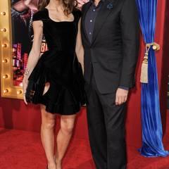 Chloe Gosselin und David Copperfield