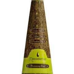 """Orientalisch Die feinen Nussöle im Conditioner """"Moisturizing Rinse"""" sorgen für bessere Kämmbarkeit. Von Macadamia Natural Oil, 300 ml, ca. 27 Euro"""
