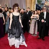 Helena Bonham Carter und Tim Burton