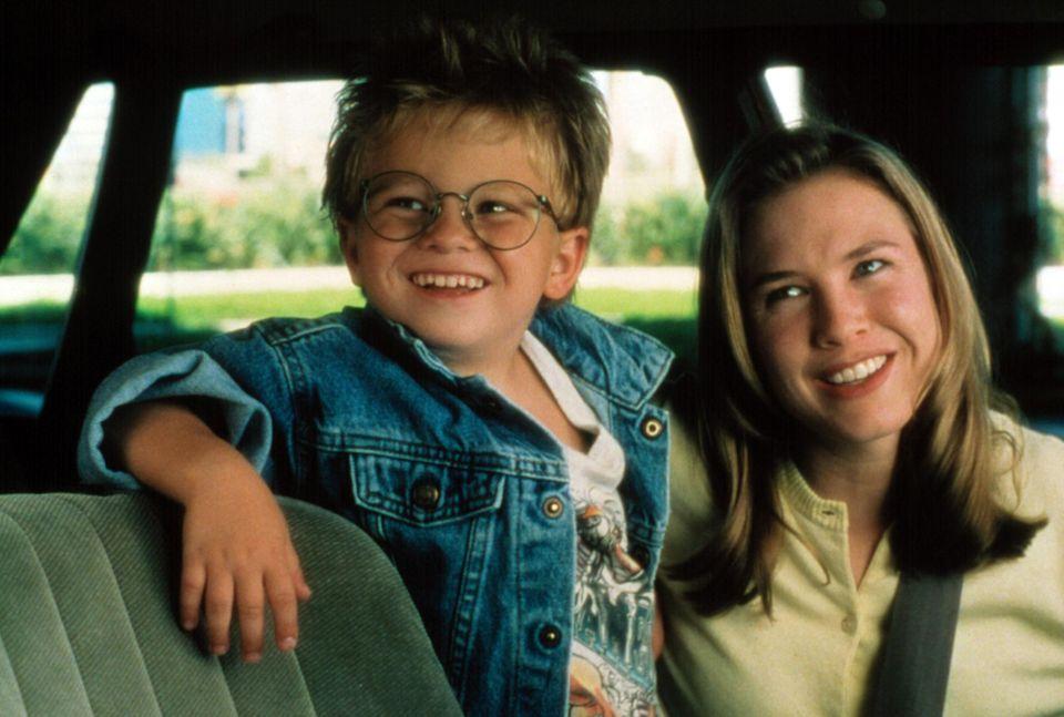 """Jonathan Lipnicki spielt als Fünfjähriger in """"Jerry Maguire – Spiel des Lebens"""" neben Filmmama Renee Zellweger und Tom Cruise die Rolle des intelligenten kleinen Jungen """"Ray Boyd""""."""