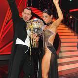 Manuel Cortez und Melissa Ortiz-Gomez stehen als Sieger der sechsten Staffel des Tanzspektakels fest.