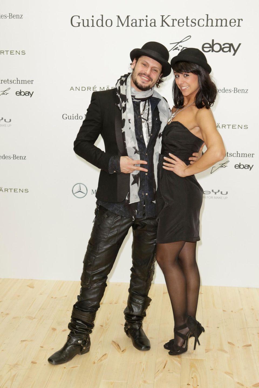 """Manuel Cortez und seine """"Let's Dance""""-Tanzpartnerin Melissa Ortiz-Gomez"""