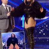 """Jennifer Lopez und ihr berühmtes Hinternteil waren bei ihrer """"Britain's Got Talent""""-Performance wieder ein großes Diskussionsthema. Für eine Familienshow sei zuviel Hintern zu sehen gewesen und ihre Tanzeinlagen doch ziemlich explizit. Ganz unrecht haben die Kritiker nicht."""