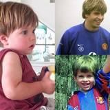24. Juli 2016   Die Haare von Milan und Sasha haben sie ganz klar von Papa Gerard Piqué. Es ist nicht klar, ob Shakira das bedauert oder gut findet, aber süß sind die Kids allemal.