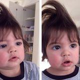 25. Januar 2014  Der kleine Milan bekommt von Mama Shakira lustige Frisuren verpasst.