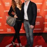 Thomas Helmer und Yasmina Filali