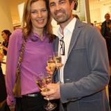 Die stellvertretende GALA-Chefredakteurin Astrid Saß und Oliver Wirtz (Sundance Communications)