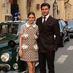 Louis Vuitton - Olivia Palermo und Johannes Huebl