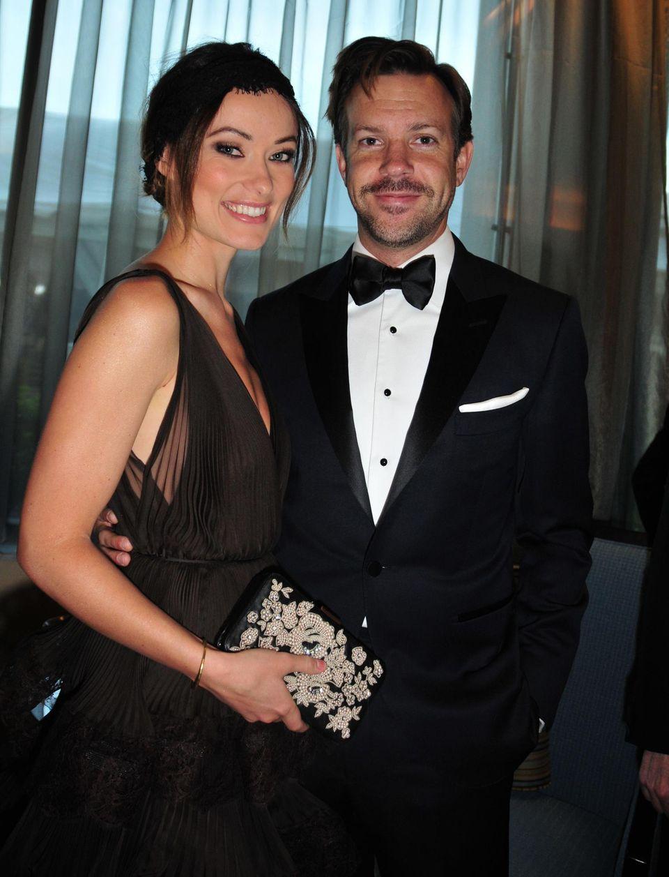 Olivia Wilde und Jason Sudeikis