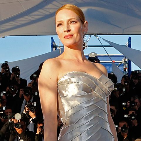 Festival-Fashion - Uma Thurman