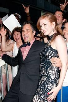 Mark Ruffalo und Isla Fisher