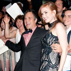 Mark Ruffalo und Isla Fisher