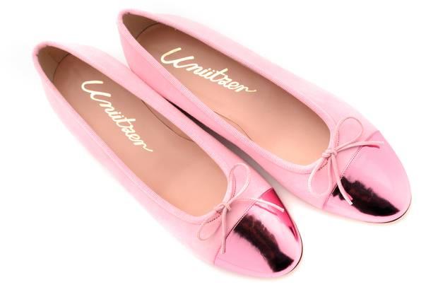 Prima, Ballerina. Schweben Sie wie auf rosaroten Wolken! Von Unützer, ca. 250 Euro