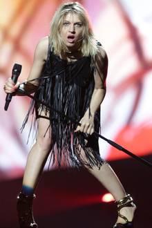 """2008 gewann sie die französische Version von """"Deutschland sucht den Superstar"""", 2013 tritt sie für ihr Land beim ESC an: Amandine Bourgeois singt """"L'enfer et moi""""."""