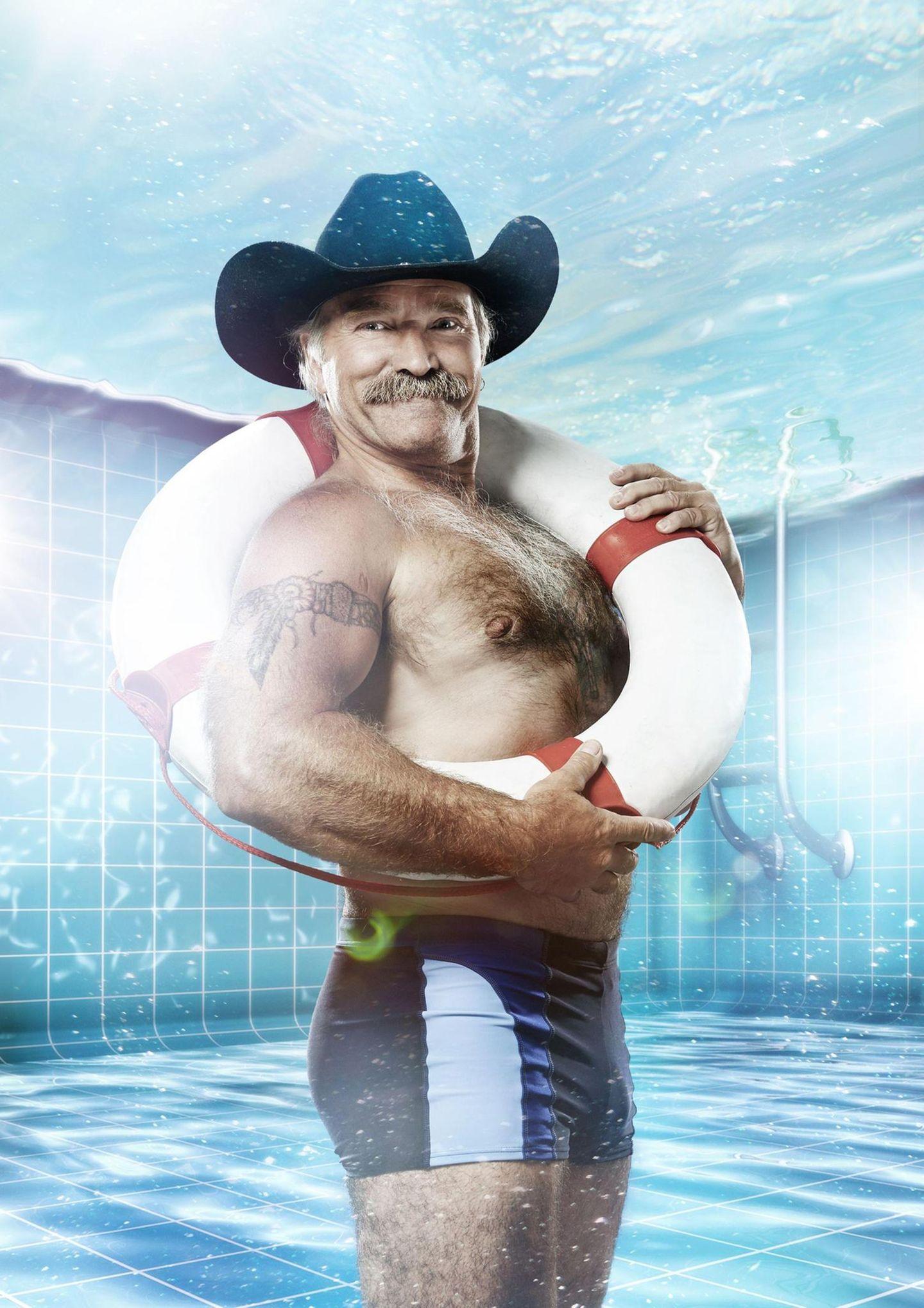Die Pool Champions - Promis unter Wasser: Diese Promis