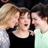 Lea Seydoux, Camille Lellouche und Rebecca Zlotowski