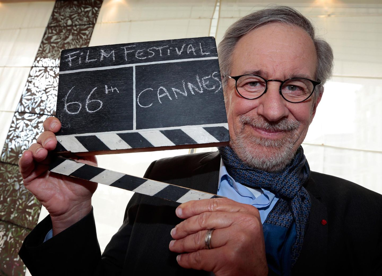 Steven Spielberg gehört bei den 66. Filmfestspielen zur Jury.