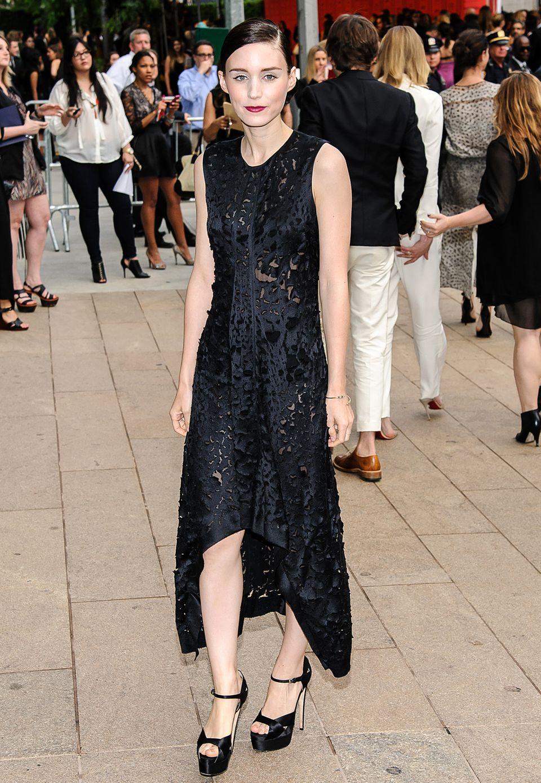 Rooney Mara in Calvin Klein