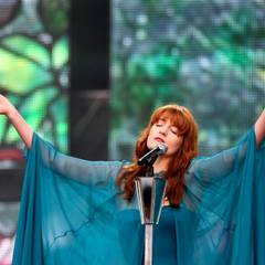 """Florence Welch von """"Florence and the Machine"""""""