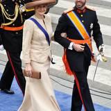 Guillaume und Stéphanie von Luxemburg gehören ebenfalls zu den Gästen, die der Huldigungs-Zeremonie beiwohnen werden.