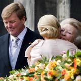 Beatrix hat mit ihrem Sohn und seiner Frau Máxima würdige Nachfolger.