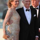 Prinzessin Mathilde und Prinz Philippe von Belgien gehören zu den abendlichen Gästen.