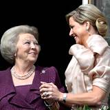 Prinzessin Beatrix und Königin Máxima