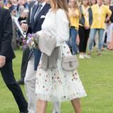 Prinzessin Madeleine am Victoriatag