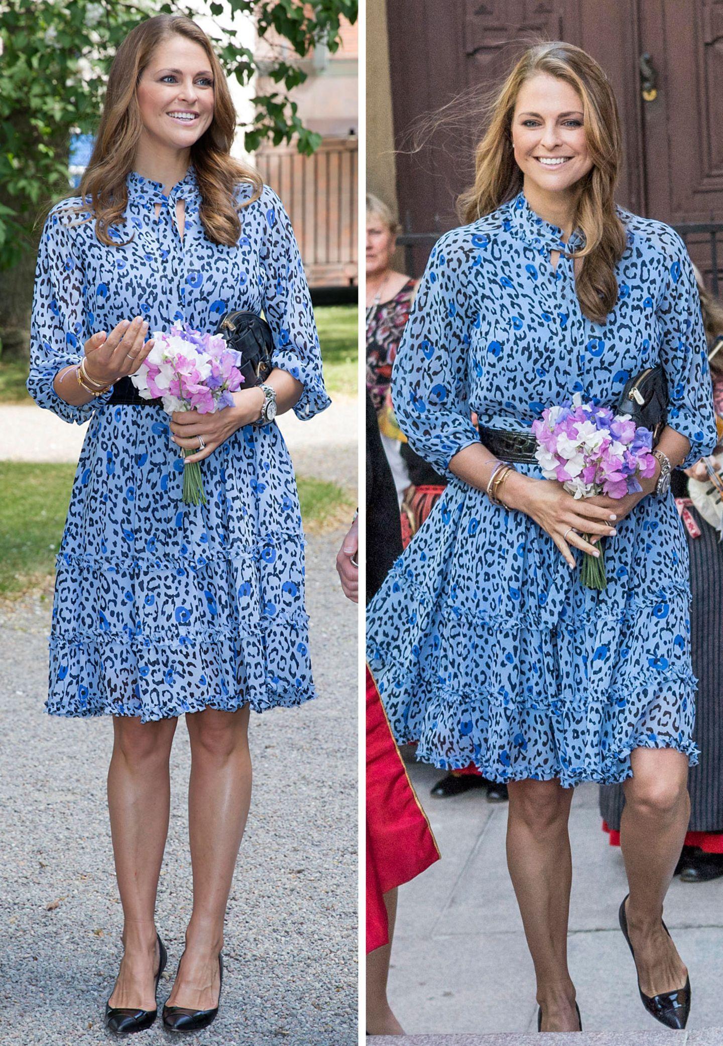 Fashion Looks Der Style Von Prinzessin Madeleine Gala De