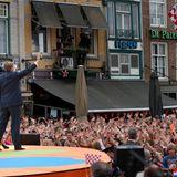 Große Bühne: In 's-Hertogenbosch, der Hauptstadt der Provinz Noordbrabant, erwartet das Königspaar wieder eine große Menschenmenge. Auf dem Markt präsentiert sich die Provinz mit Musik, Tanz und Kreativität. Das südlich von Amsterdem gelegene 's-Hertogenbosch ist auch das letzte Ziel der Noordbrabant-Etappen.