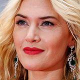 Kate Winslet setzt auf natürliche Schönheit und steht zu ihren kleinen Makeln und Fältchen.