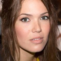 Auch Mandy Moores Wange ziert ein Schönheitsfleck.