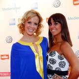 Isabel Edvardsson und Melissa Ortiz-Gomez