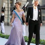 Prinzessin Märtha Louise von Norwegen und Ari Behn