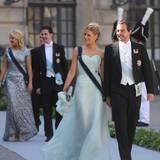 Tatiana und Prinz Nikolaos von Griechenland