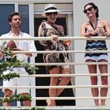 Der Kardashian-Clan lädt zur Malibu-Beach-House-Party.